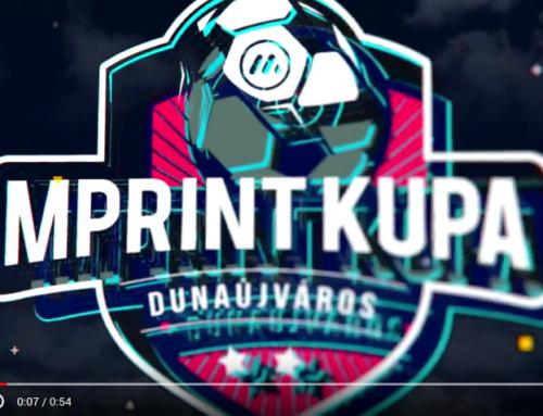 Mprint Kupa promó videó