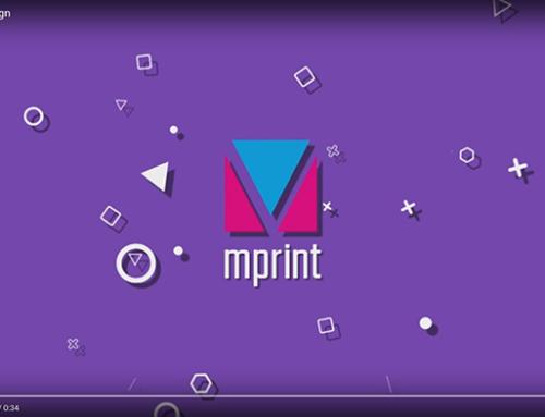 Mprint promó videó